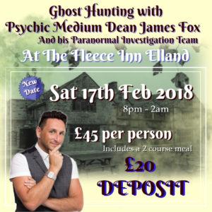 Elland Ghost Hunt