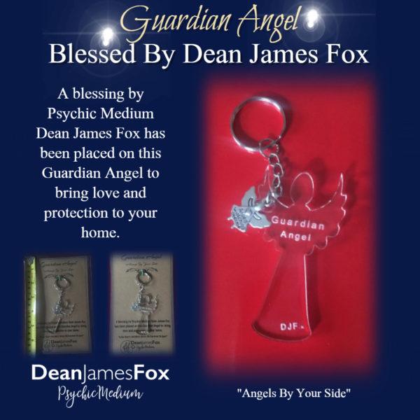 new angel keyring -